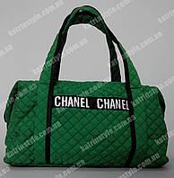 """Женская сумка """"CHANEL"""" зелёная"""
