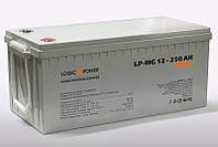 Мультигелевый аккумулятор LP-MG 12-250Ah LogicPower