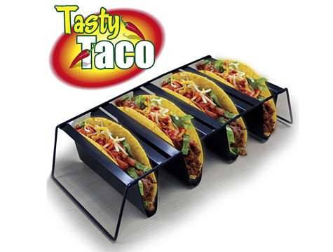 Форма двухсторонняя TASTY TACO, фото 2