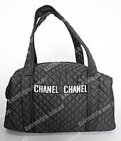 """Женская сумка """"CHANEL"""" чёрного цвета"""