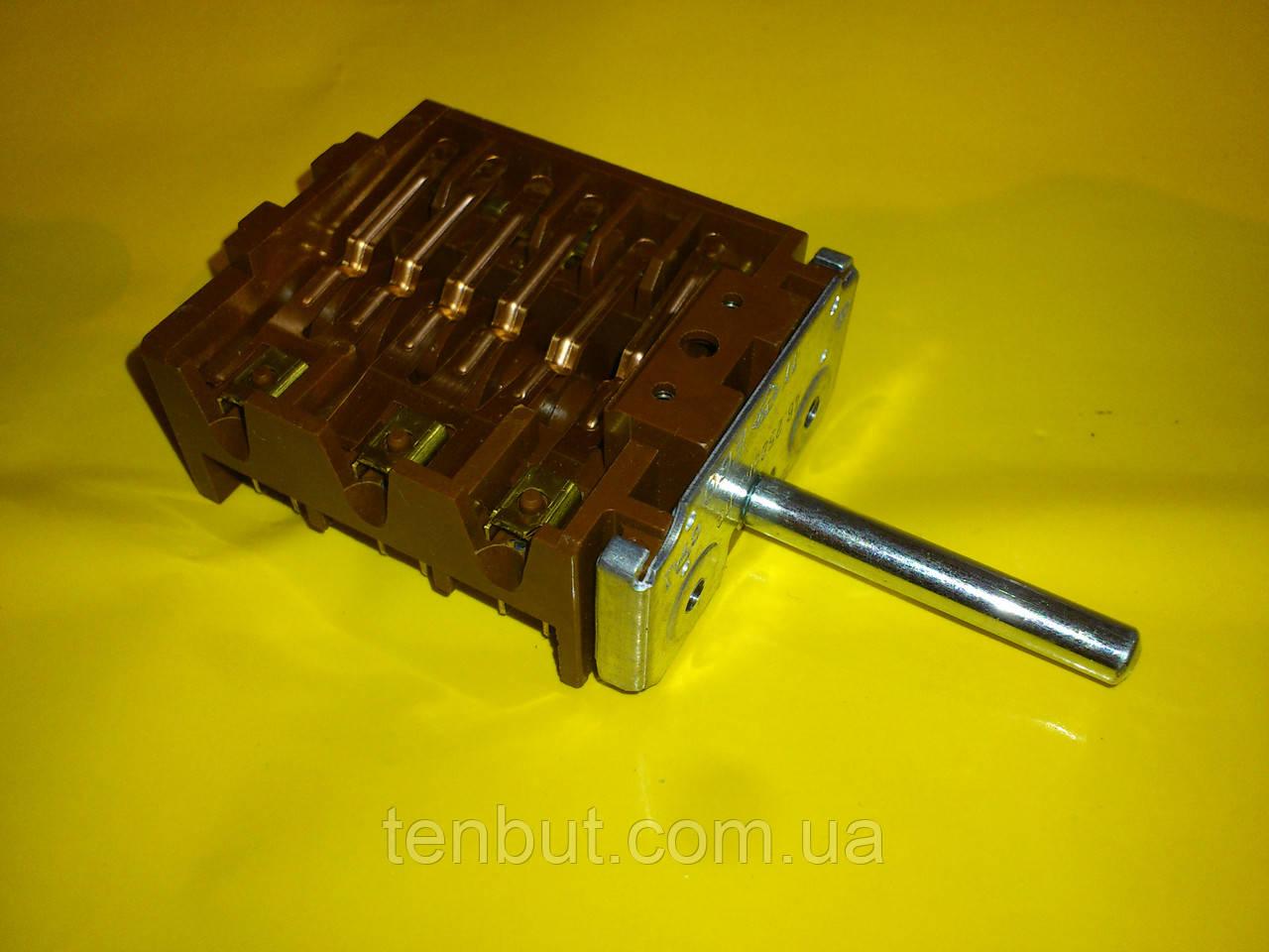 Переключатель ПМ-46.25866.509 EGO / 5-ти позиционный на электроплиты производство Германия