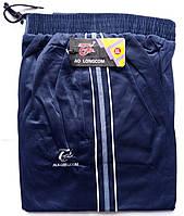 Штаны спортивные мужские AO Longcom, размеры XL-5XL, модель 0363, синие 002