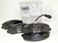 Гальмівні колодки передні Renault MASTER III (Original) - 410601061R