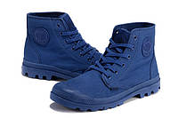 Ботинки мужские Palladium Pampa синие