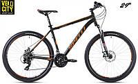 """Spelli SX-2500 29"""" велосипед 2016 черно-оранжевый"""