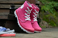 Женская обувь Palladium Pampa розовые