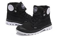 Женская обувь Palladium Pampa black