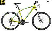 """Велосипед Spelli SX-3700 29"""" велосипед 2016"""