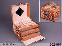 Шкатулка для украшений Lefard 362-067