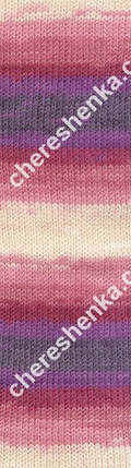 Нитки Alize Superlana Klasik Batik 4264, фото 2