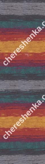Нитки Alize Superlana Klasik Batik 4276