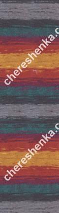 Нитки Alize Superlana Klasik Batik 4276, фото 2