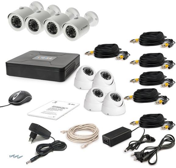 HD комплекты видеонаблюдения