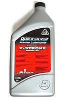 Моторное масло QuickSilver 2T TCW3 Premium