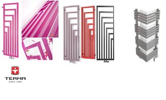 Рушникосушки Terma- елегантний дизайн і широкий асортимент.