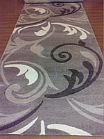 Рельефный ковер Berra  Edinburg 1702 серый