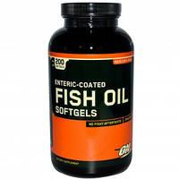 Рыбий жир Fish Oil Softgels, 200 Softgels