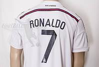 """Футбольная форма ФК """"Реал Мадрид"""" РОНАЛДО детская домашняя, фото 1"""
