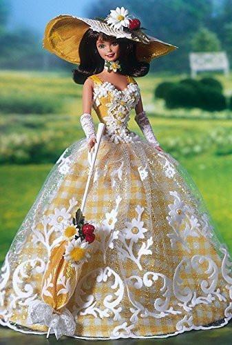 Лялька Барбі колекційна Літо / Enchanted Seasons Collections Summer