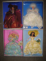Лялька Барбі колекційна Літо / Enchanted Seasons Collections Summer, фото 4
