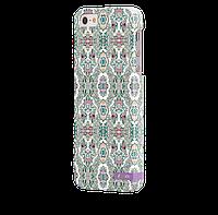 Чехол-накладка для iPhone 5/5S Бабушкины обои