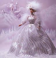 Кукла Барби коллекционная Зима / Enchanted Seasons Collections Winter