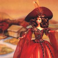 Кукла Барби коллекционная Осень / Enchanted Seasons Collections Autumn, фото 2