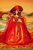 Кукла Барби коллекционная Осень / Enchanted Seasons Collections Autumn, фото 3