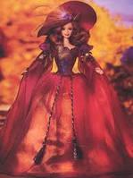 Кукла Барби коллекционная Осень / Enchanted Seasons Collections Autumn, фото 5