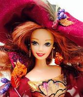 Кукла Барби коллекционная Осень / Enchanted Seasons Collections Autumn, фото 6