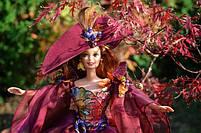 Кукла Барби коллекционная Осень / Enchanted Seasons Collections Autumn, фото 7