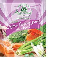 Букет весенней зелени и овощей, 30 г.