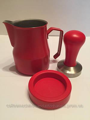 Темпер  Legno Rosso 58mm