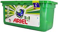 Капсулы для стирки Ariel 3in1 pods 32W 957г.