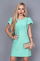 Оригинальное платье Диана мятного цвета 239 р 44, фото 1