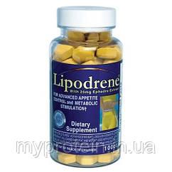 Жиросжигатель с геранью Липодрин Lipodrene DMAA 100 ct