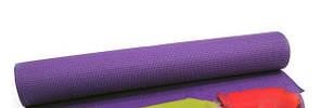 Килимок для йоги та фітнесу. Розміри:171см*65см*5 мм