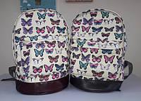 Городской рюкзак Бабочки