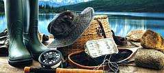 Охота и рыбалка, комфортная одежда для отдыха на рыбалке