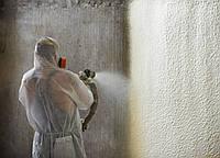 Утепление, термоизоляция подвалов, стен, потолков и т.д. пенополиуретаном