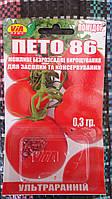 """Семена томатов """"Пето 86"""" ТМ VIA-плюс, Польша (упаковка 10 пачек по 0,3 г)"""