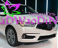 Acura представила обновленный кроссовер MDX