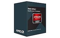 Процессор AMD Athlon X4 840 box (AD840XYBJABOX) (Сокет FM2 +, 3.1 GHz, ядер / потоков: 4/4, Кэш 2 уровня: 4 MB