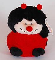 Мягкая игрушка круглая -божья коровка 20см COLOR RICH