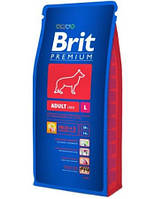 BRIT Premium dog adult  15 kg