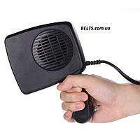 Обогреватель автомобильного салона 12V Auto Heater Fan (автомобильный вентилятор от прикуривателя)