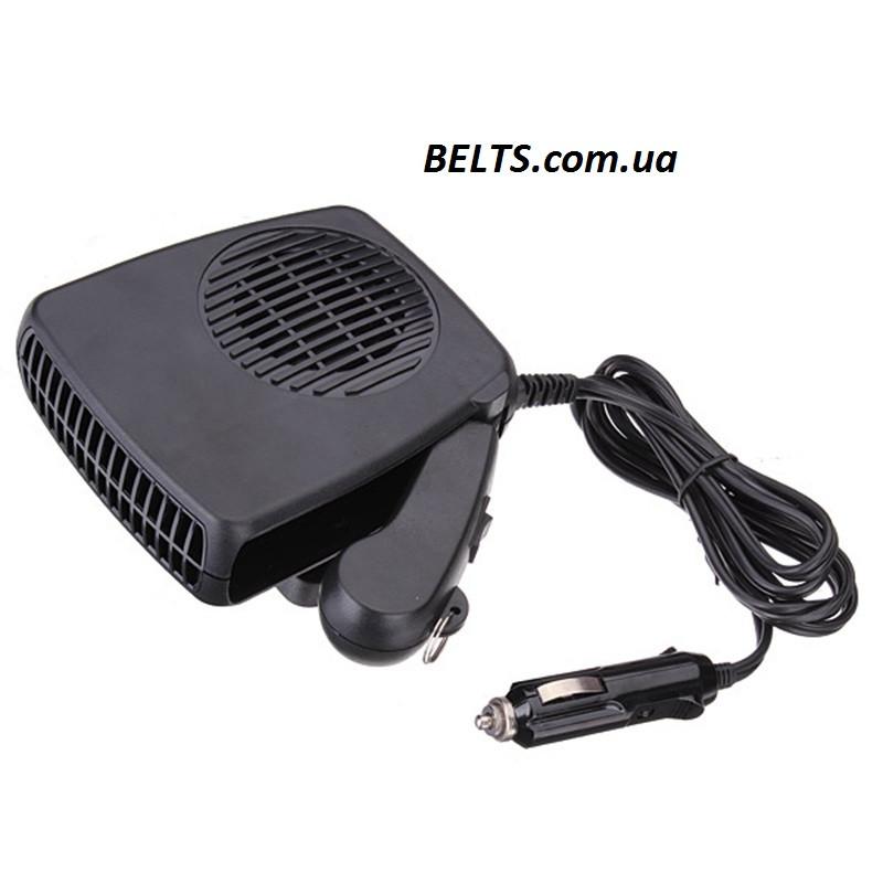 Автомобильный обогреватель салона 12V Auto Heater Fan