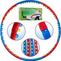Обруч Хула-Хуп Hoop Double Grace Magnetic JS-6003, фото 1