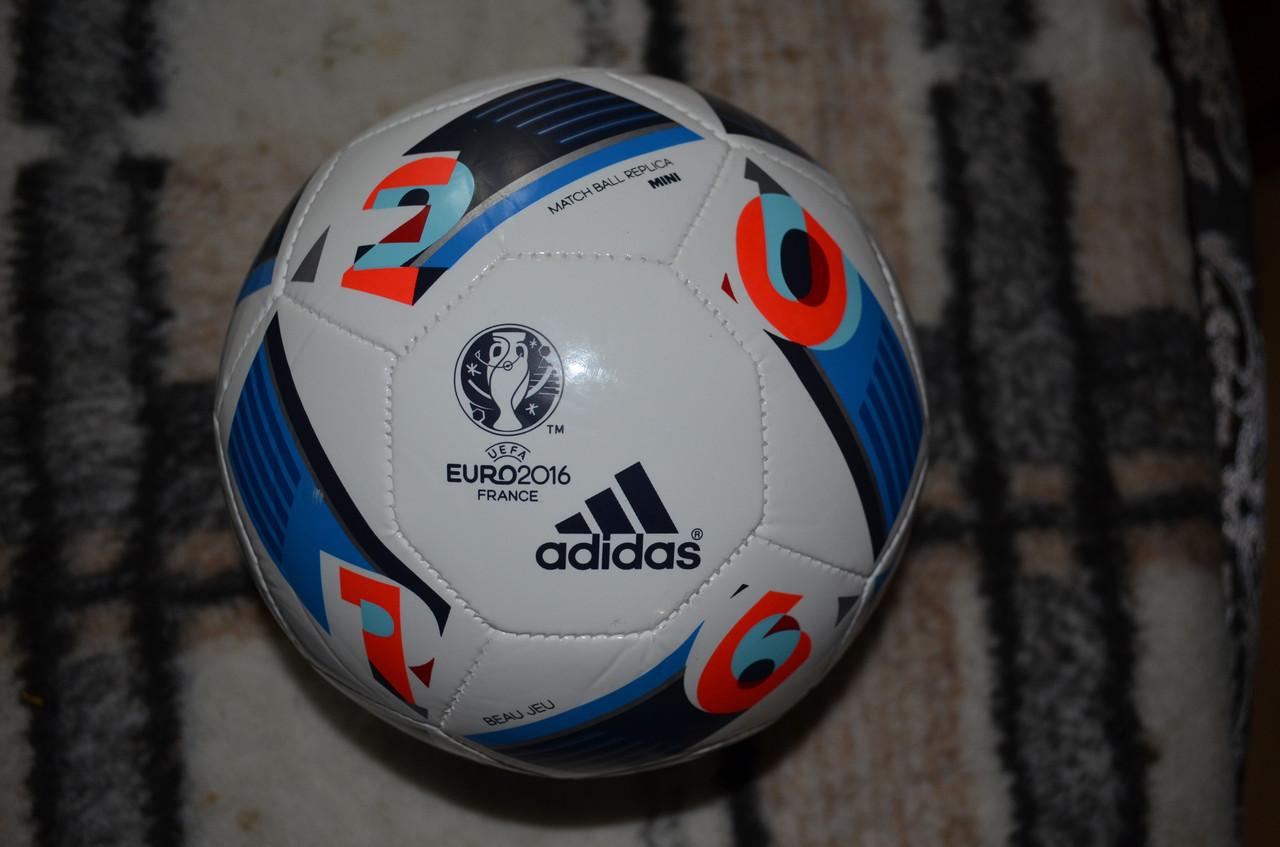 Футбольный мяч Adidas EURO 2016 FRANCE Mini Size1