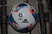 Футбольный мяч Adidas EURO 2016 FRANCE Mini (Артикул: АС5427)